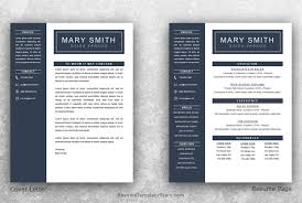 Sample Word Resume by One Page Resume Template Word Resume Template Start