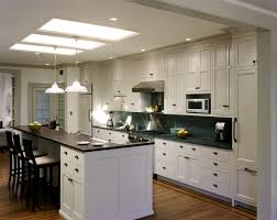 modern galley kitchen humungo us