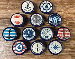 Beach Themed Cabinet Knobs by Nautical Knob Etsy