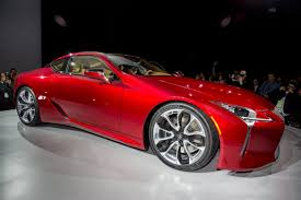 lexus lc 500 auto show the lexus lc 500 u0027s looks thrill but will it deliver driving