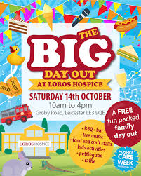 Family Day Invitation Card Loros Open Day Promises Free Fun For All The Family As Hospice