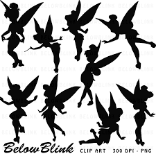 tinkerbell free printables clipart
