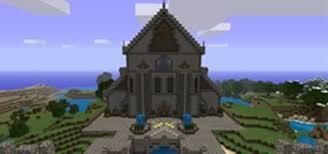 Challenge Minecraft Minecraft World S Weekly Server Challenge Buildings Throughout