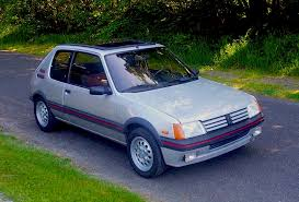 peugeot for sale canada 1990 peugeot 205 gti 1 9 for sale on bat auctions sold for 7 300