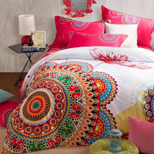 bedding set bohemian chic bedding uncommon boho chic comforter for