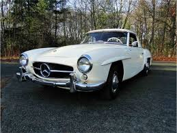 mercedes sl 190 mercedes 190sl for sale on classiccars com 37 available