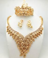 gold jewelry sets for weddings online get cheap gold jewelry sets bridal aliexpress