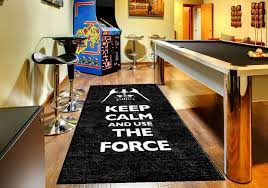 man cave rugs cars sports military college logo rugs