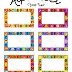 printable name tags compatible w avery templates 5395 05395