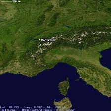 map of montreux montreux vaud switzerland geography population map cities
