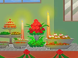 how to decorate a buffet table table setting how to articles from wikihow