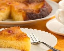 recette de cuisine sans oeuf recette de gâteau sans œufs d ananas renversé