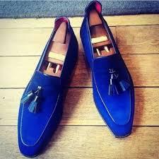 handmade men formal shoes mens maroon color monk shoes men dress