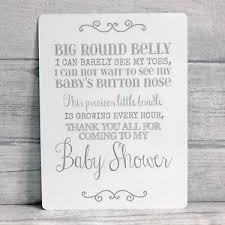 baby shower thank you a5 unisex boy girl baby shower thank you for coming table sign