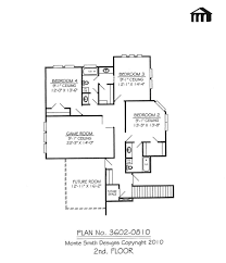 Home Floor Plans Two Master Suites by 2 Bedroom Bath 1 Story House Plans