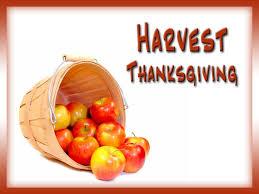 powerpoint backgrounds for harvest thanksgiving spillbeans