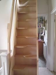 best narrow staircase design efficient stairs space saving stairs