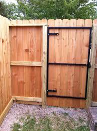 wood fence parts names home u0026 gardens geek
