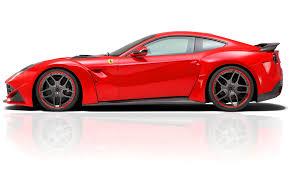 novitec rosso f12 n largo f12 widebody by novitec rosso vs 599xx vs factory f12