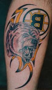 boston bruins tattoos bruins pinterest bruins hockey and ice