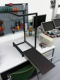 Schreibtisch Pc Pc Halter Für Den Schreibtisch Geeks R Us