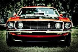 Top Muscle Cars - 50 shades of muscle cars a jaw dropping photo project by