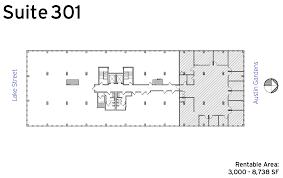 suite 301 3 000 8 738 sf 1010 lake street oak park il