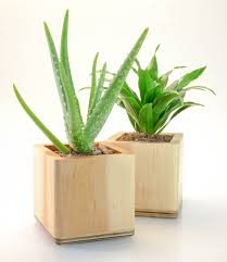 indoor modern planters maple planter flower pot indoor planter reclaimed wood