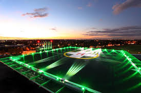 helipad lighting system hospital helipads