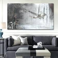 aviation decor home articles with mandala wall art metal tag mandala wall art