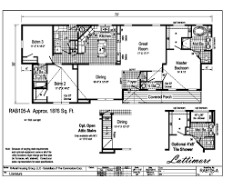 the breakers floor plan summit lattimore rab105a find a home r anell homes