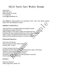 Sample Youth Resume Sample Youth Program Director Cover Letter Youth Resume Sample