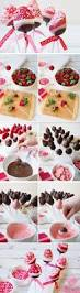 Festive Chocolate Covered Strawberries Omg Strawberry Brownie Kabobs Favorite Recipes Pinterest Kabobs
