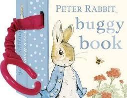 peter rabbit buggy book beatrix potter 9780723266648