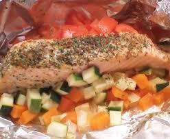 cuisiner pavé saumon pave de saumon en papillotte recette de pave de saumon en