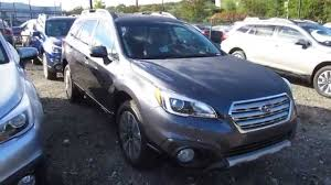 subaru outback touring blue 2015 subaru outback 2 5i limited full tour engine u0026 overview