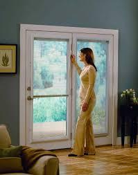 odl add on diy enclosed door blinds door window treatments