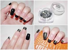 christmas nail art designs for beginners step by step penguin