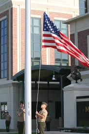 New Orleans Flag Marine Forces Reserve Moves Into New Home In New Orleans U003e Marine