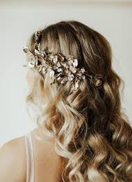 bohemian hair accessories the wedding hair accessories enchanted brides
