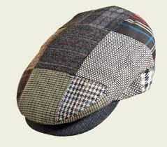 Patchwork Cap - patchwork cap made in italy winter caps rmr hats