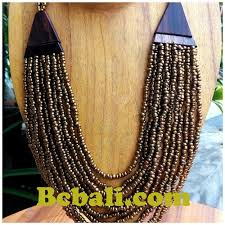 ethnic necklace design images Balinese golden glass bead choker ethnic necklace hand work design jpg