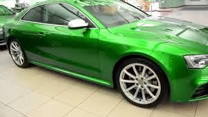 audi color changing car عربيه تغير لونها اوتوماتيك auto color change paramagnetic instant