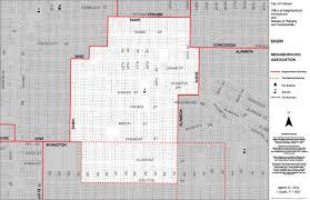 Portland Neighborhood Map by Sabin Community Association Northeast Coalition