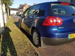 2007 57 plate vw volkswagen golf 1 9tdi 5dr manual 12months mot