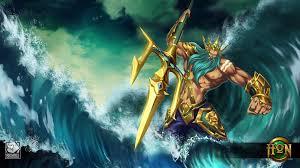 poseidon tempest wallpaper heroes of newerth lore