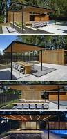 Pool House With Bathroom A Pool House Was Designed To Contain A Shower And Change Room For