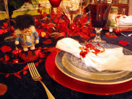 Valentines Day Tablescapes Food Fun And Tablescapes Tablescape Photo Gallery Blue Willow