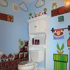 Bedroom Ideas For Brothers Miscellaneous Super Mario Brothers Wall Decals For Decorative