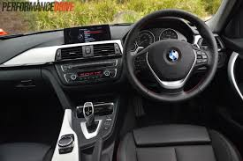bmw 3 series dashboard 2014 bmw 328i sport line review video performancedrive
